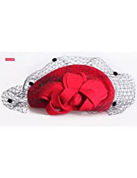 ミニハット ヘッドドレス トーク帽 礼装帽子 ヘッドドレス トークハット