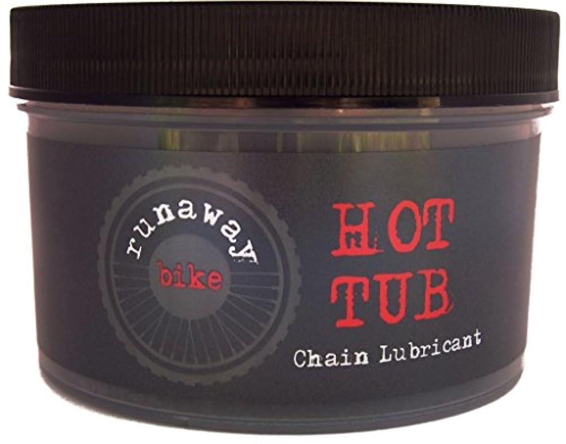 ジーンズシビック埋めるRunaway Bike HOT TUB Chain Lubricant by Runaway Bike