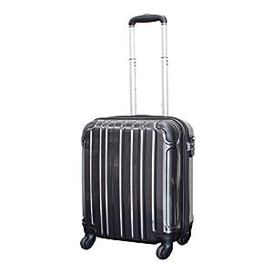 (シェルポッド) shellpod スーツケース HZ-500 SSサイズ カーボンチャコールグレー【SS/CC】