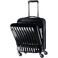 TABITORA(タビトラ) スーツケース 機内持込 トップオープン フロントオープン 人気 ビジネス 出張 レトロ キャリーケース 静音 超軽量 大容量 可愛い 旅行 出張 超軽 小型