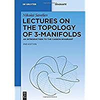Lectures on the Topology of 3-Manifolds (de Gruyter Textbook)【洋書】 [並行輸入品]