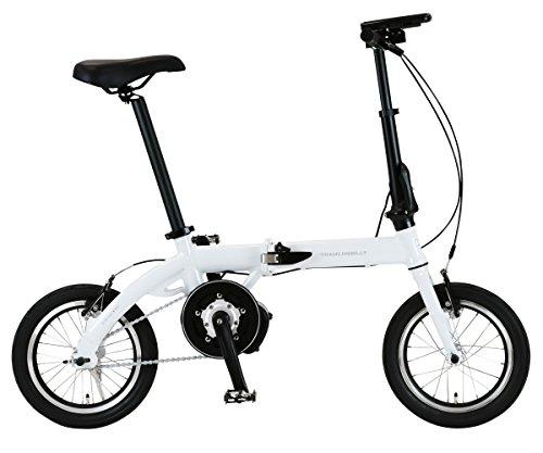 折りたたみ電動アシスト自転車 ULTRA LIGHT E-BIKE