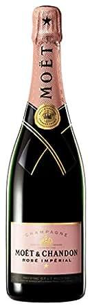 モエ・エ・シャンドン モエ ロゼ アンペリアル 750ml [フランス/スパークリングワイン/辛口/ミディアムボディ/1本] [国内正規品]
