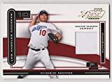 Hideo Nomo (野茂英雄) MLB 2003 Playoff Piece of the Game Game-Worn Jersey ジャージカード