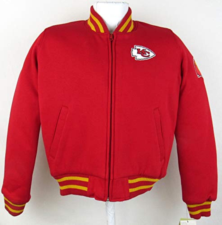 g-iii Kansas City ChiefsレディースSmallフルZip刺繍Super Bowl Championsジャケットakac 5 s