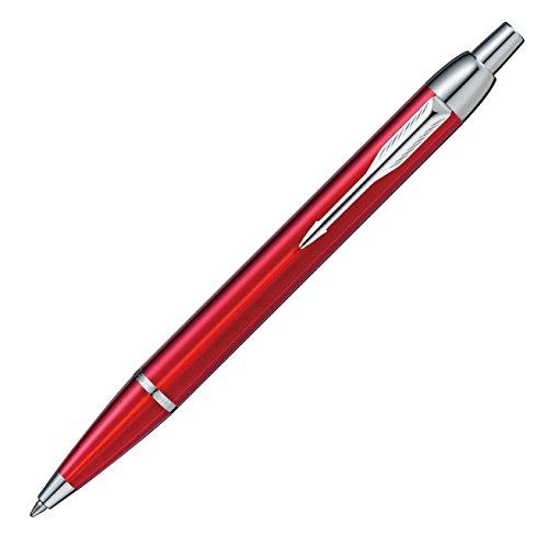 パーカー ボールペン 油性 IM レッド CT BP 正規輸入品
