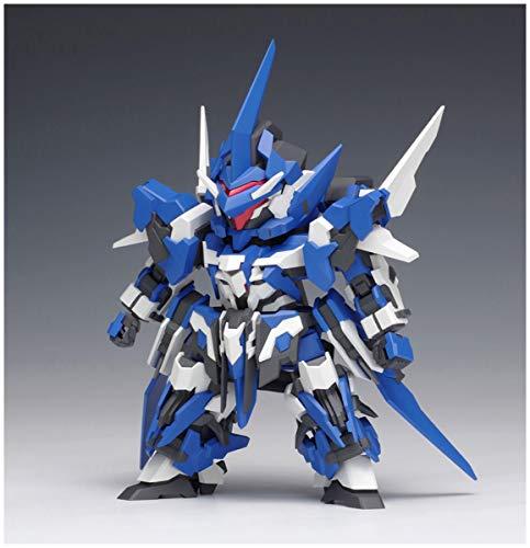 『ウェーブ SUPER ROBOT HEROES イクスクレア 全高約14cm ノンスケール 色分け済みプラモデル KM-036 (メーカー初回受注限定生産)』の2枚目の画像