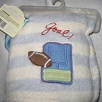 Sumersault Goal! Baby Blanket by Sumersault
