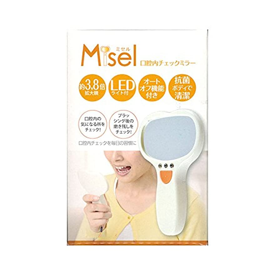 感謝するミュウミュウコンチネンタル口腔内チェックミラー ミセル Misel