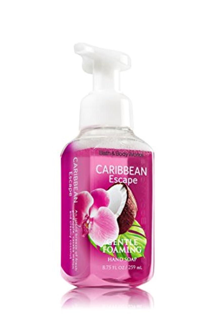 バス&ボディワークス カリビアン エスケープ ジェントル フォーミング ハンドソープ Caribbean Escape Gentle Foaming Hand Soap [海外直送品]