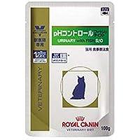 ロイヤルカナン 猫 pHコントロールフィッシュテイストパウチ 100gx12