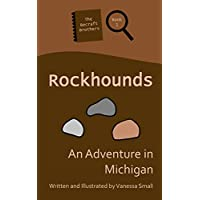Rockhounds: An Adventure in Michigan (The Becraft Brothers Book 1) (English Edition)