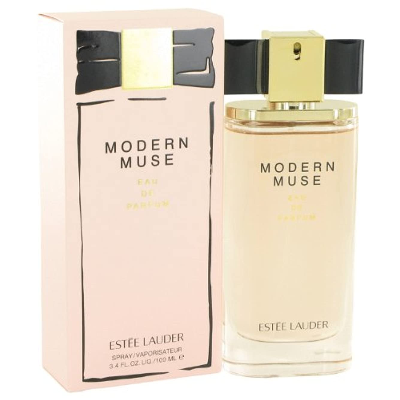 世界的に雑品長椅子Modern Muse Eau De Parfum Spray By Estee Lauder