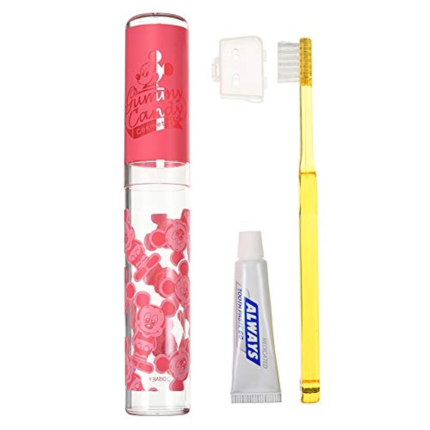 深く風景マリナーディズニーストア(公式)歯ブラシ セット ミッキー グミキャンディ