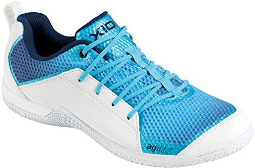 [해외] 티에스피 탁구 에쿠시온 슈즈 footwork 블루 095601-