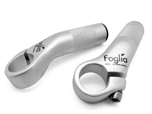 【正規輸入品】 FOGLIA(フォグリア) バーエンドバー シルバー