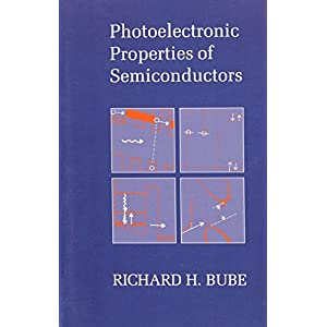 Photoelectronic Properties of Semiconductors