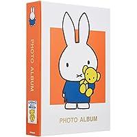 ナカバヤシ ファイル ポケットアルバム ディック・ブルーナ ミッフィー レッド 1PL-158-R