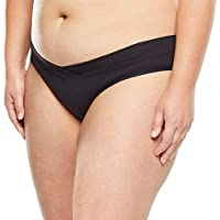 Bonds Women's Cotton Blend Maternity Bikini Brief
