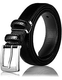 LEGACY WORLD (レガシーワールド) ベルト メンズ 革 ビジネス カジュアル 本革 レザー ロング サイズ調整可能
