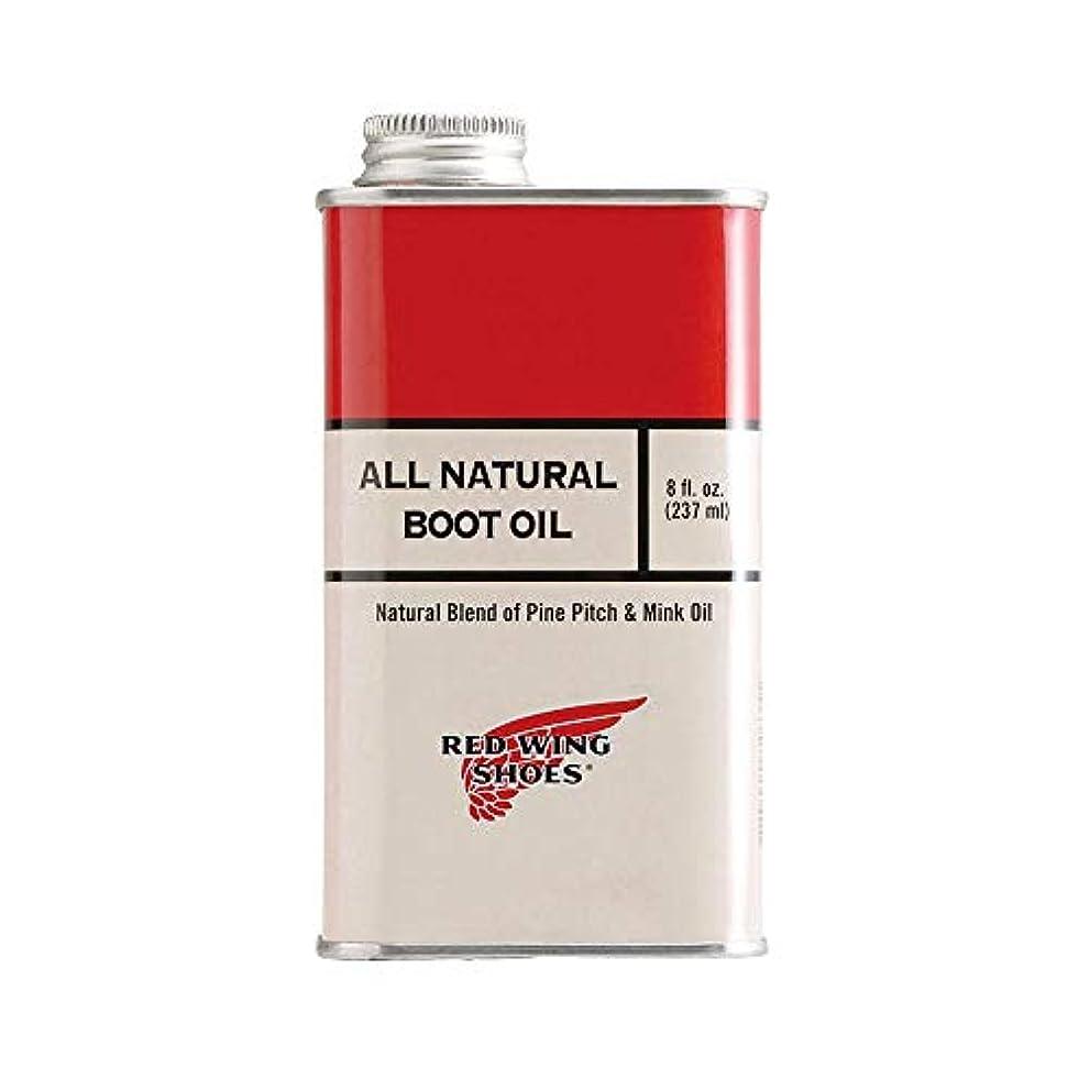 ジャンル配置篭レッドウィング REDWING 97103 オールナチュラルブーツオイル All Natural Boot Oil