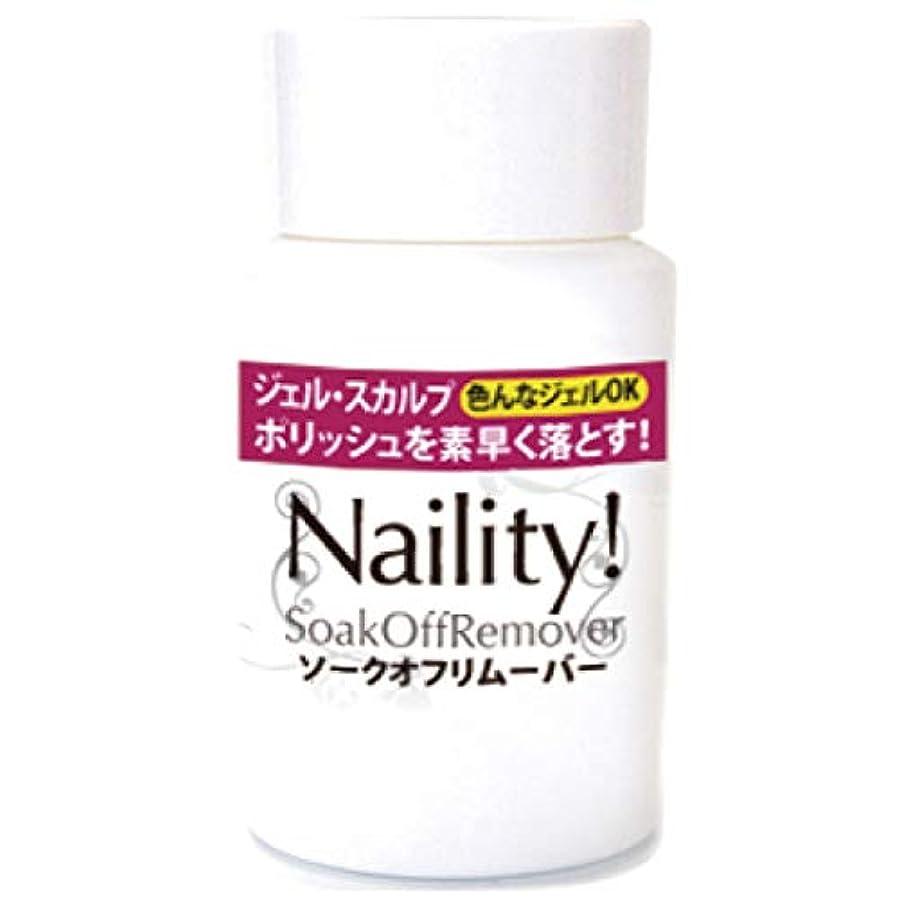 酸化するハリウッド適応Naility! ソークオフリムーバー (リフィル) 500mL