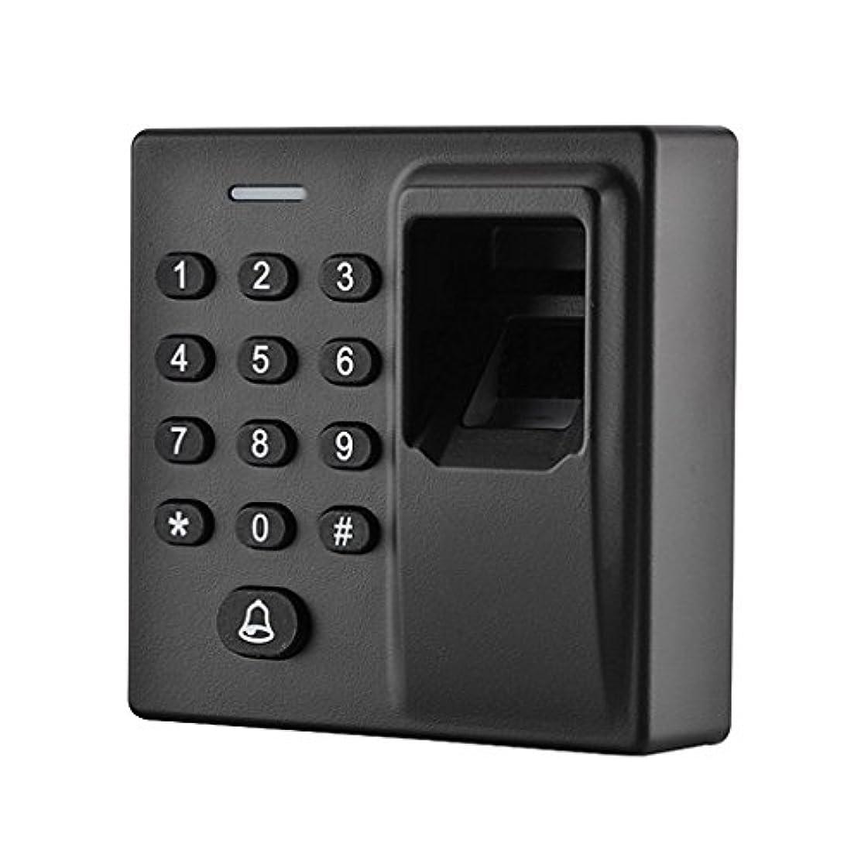 解任に慣れアドバイスH HILABEE 指紋 ドアアクセス 指紋カード ドアロック アクセスコントロール セキュリティシステム