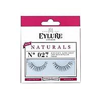 Eylure Naturals 027 Lashes (Pack of 6) - は027まつげをナチュラルズ x6 [並行輸入品]