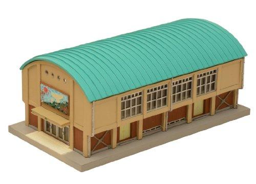 トミーテック ジオコレ 建物コレクション 132 体育館 ジオラマ用品