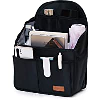 IN Backpack Organizer Insert,Nylon Organizer Insert for Backpack Rucksack Shoulder Bag Woman MCM divider foldable
