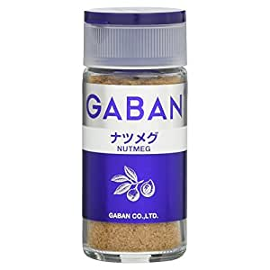 GABAN ナツメグパウダー 20g