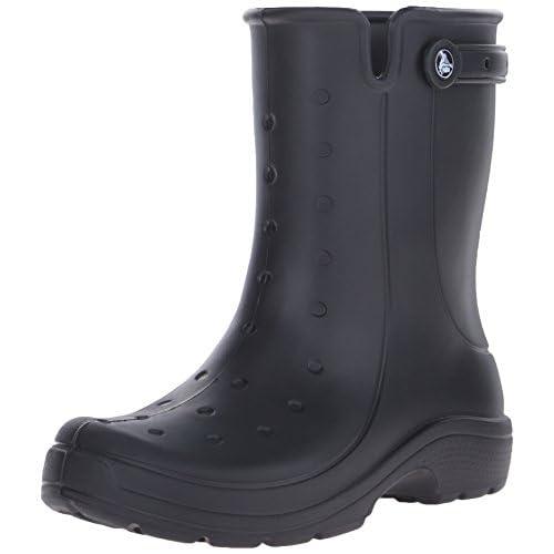 [クロックス] レインブーツ レニー 2.0 ブーツ レイン 16010 Black US M6/W8(24 cm)