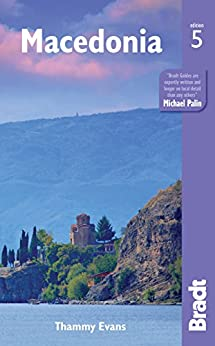 [Evans, Thammy]のMacedonia (Bradt Travel Guides)