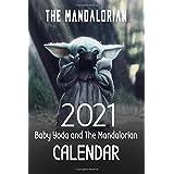 CALENDAR 2021: THE MANDALORIAN baby yoda and the mandalorian calendar