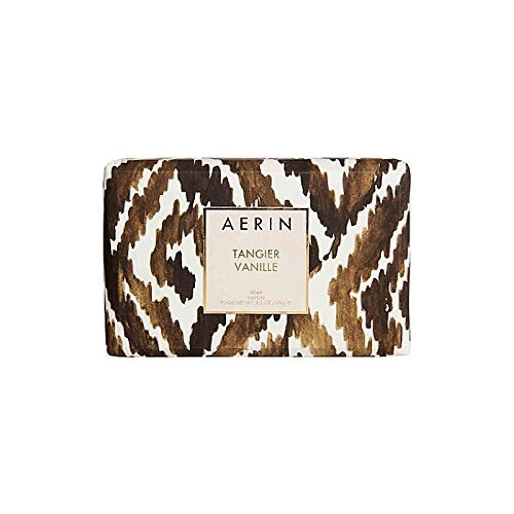 メーカー費やす抑圧Aerin Tangier Vanille Soap (Pack of 6) - タンジールヴァニラ石鹸 x6 [並行輸入品]