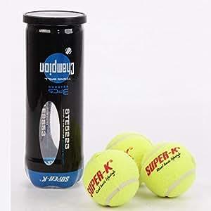 SUPER-K 高筒装 テニスボール (3個入り)