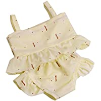 Lovoski 人形用  ファッション  ショルダーストラップ  水着   18インチ アメリカンガールドール適用  装飾
