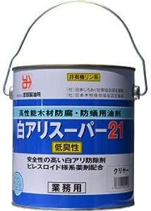白アリスーパー21 低臭性クリア(2.5L) 白アリ防除剤