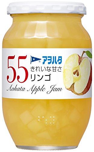 アヲハタ 55リンゴ 400g