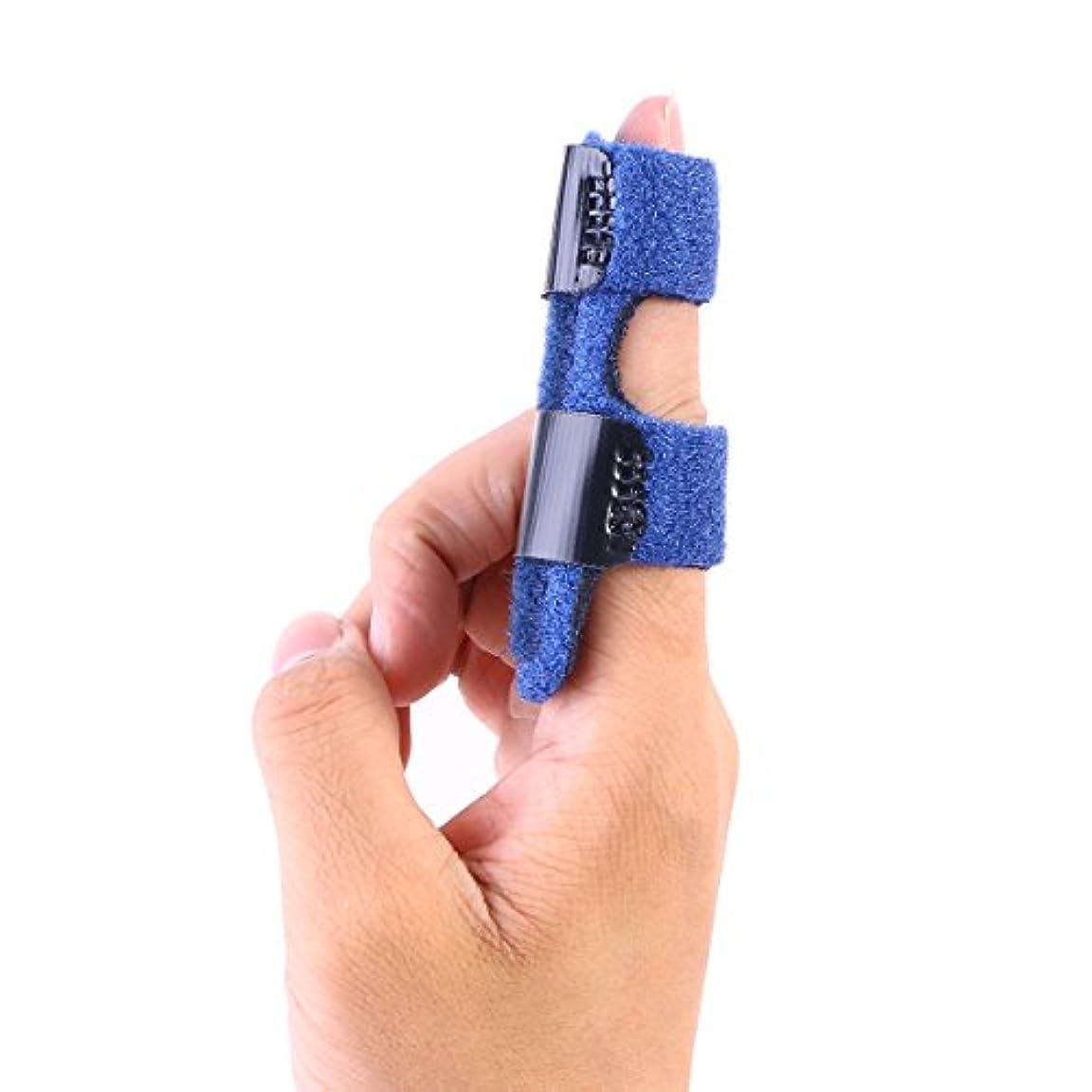 ライフル愚か反映するARTLILY 指矯正副木指固定固定指骨折疼痛緩和