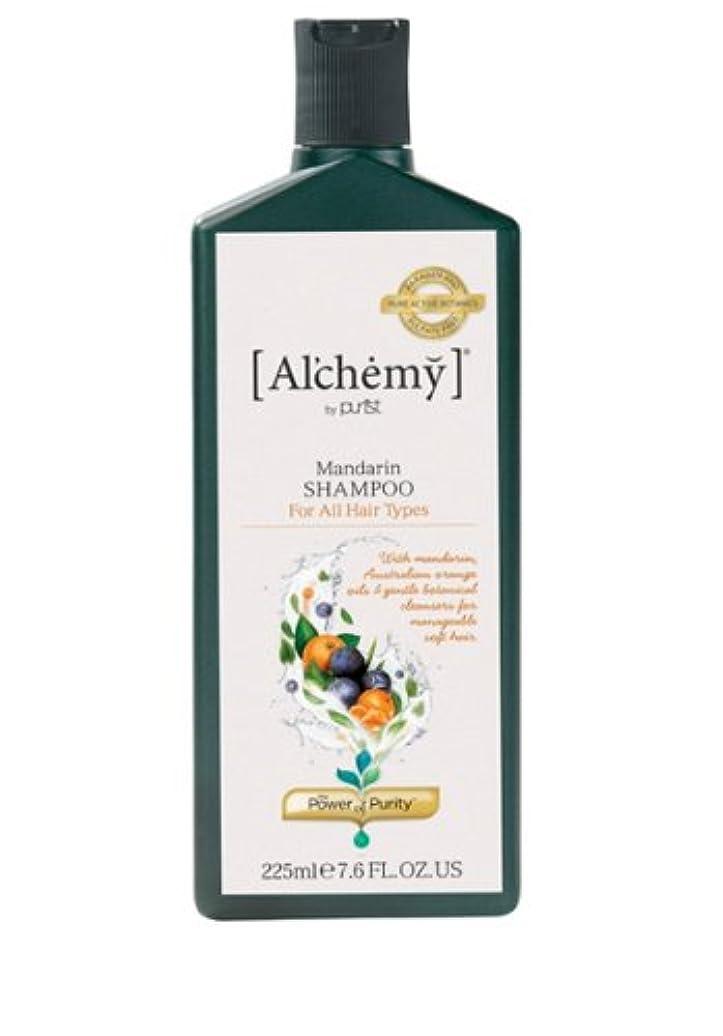 タックル振動させる不合格[Al'chemy] Mandarin Shampoo アルケミー マンダリン シャンプー