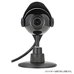 QBiC CLOUD CC-1 Wi-Fiネットワークカメラ Safie(セーフィー)対応モデル 防水 ナイトビジョン 400万画素超広角レンズ マイク&スピーカー内蔵 7日間クラウドHD録画 スマホ・PC対応
