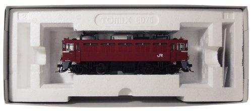 TOMIX HOゲージ ED79-0 シングルアームパンタグラフ搭載車 プレステージモデル HO-197 鉄道模型 電気機関車