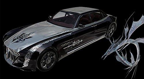 ファイナルファンタジー XV デラックスエディション 初回生産特典 武器・衣装・レガリアカラーリングアイテムコード同梱+ドラマCD 付 - PS4 スクウェア・エニックス