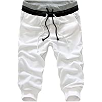 Maweisong Mens Casual Running Slim Fit Tracksuit Joggers Sweatpants Cotton Pants