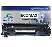 EcoMaxプレミアムカートリッジ126、crg126、3483b001互換ブラックトナーカートリッジ、での使用ImageClass lbp6200d、lbp6230dw、i-sensys lbp6200dプリンタ