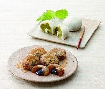 1. 千壽庵吉宗「生わらび餅」
