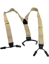 Hold-Up Suspender Co. ACCESSORY メンズ US サイズ: XL,XX,Big and Tall カラー: ベージュ