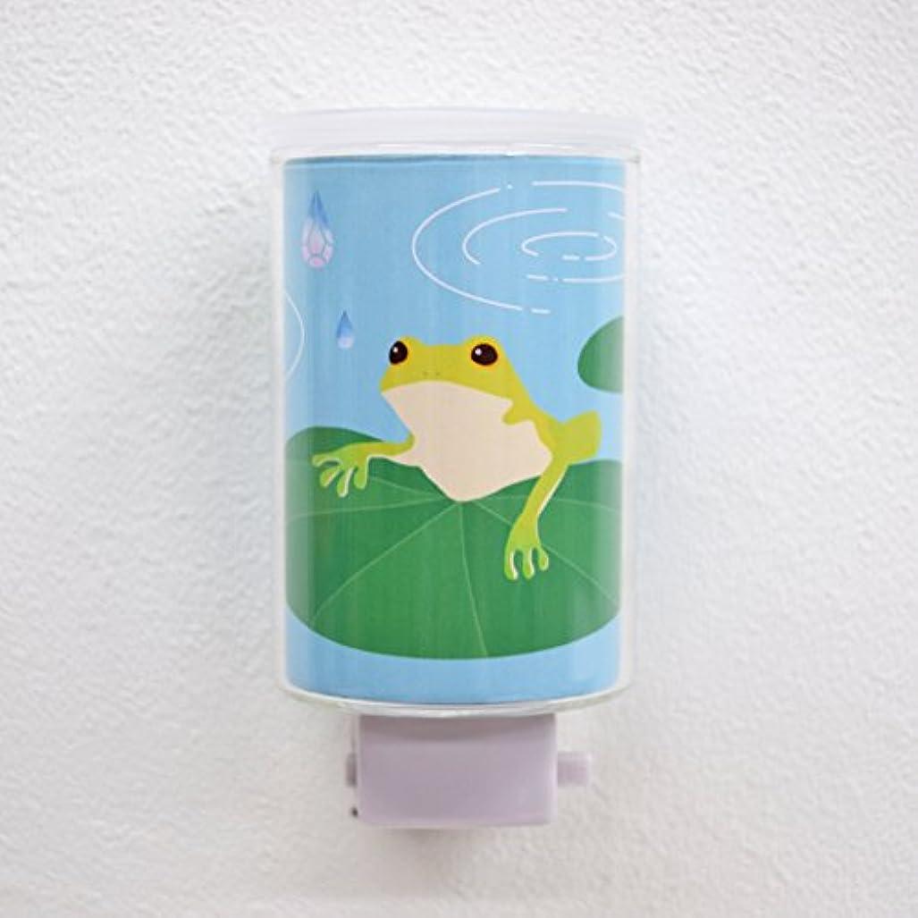 実現可能性とにかく高くモチーフアロマライト カエル