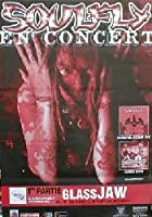 Soulfly - En Concert Poster - 118x78cm